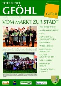 Bewegung - Stadtgemeinde Gfhl - Gfhl